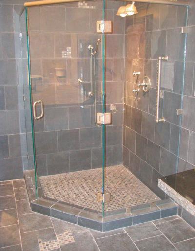 frameless corner san jose shower doors 13