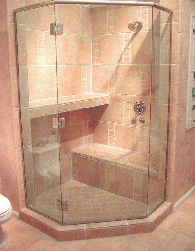 corner frameless shower doors san jose 18