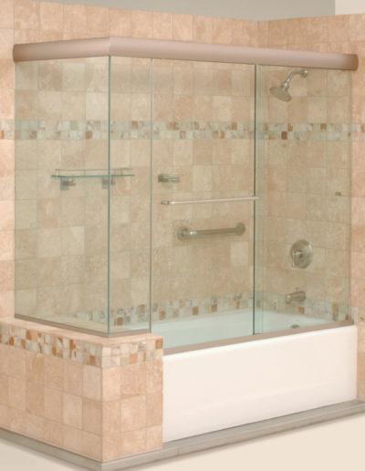bath and shower doors san jose 16 clear glass