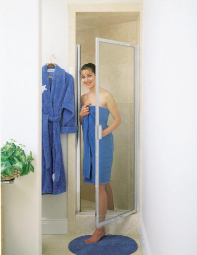 shower doors san jose 6000H with frame